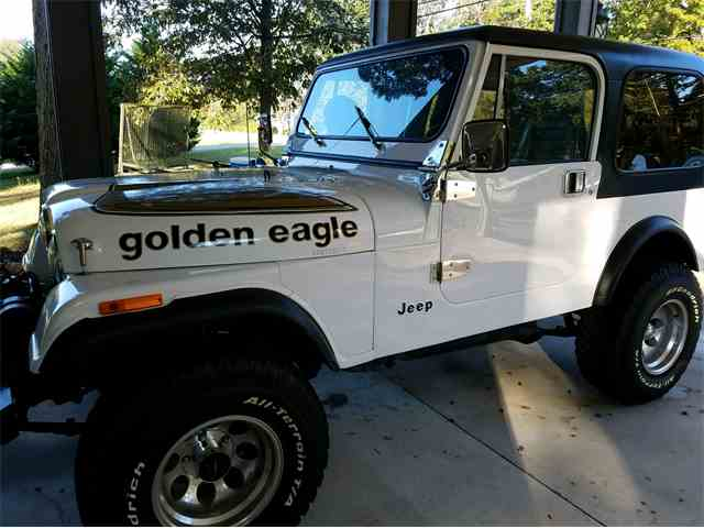 Picture of '82 Jeep CJ7 located in South Carolina - $21,500.00 Offered by a Private Seller - MGN3