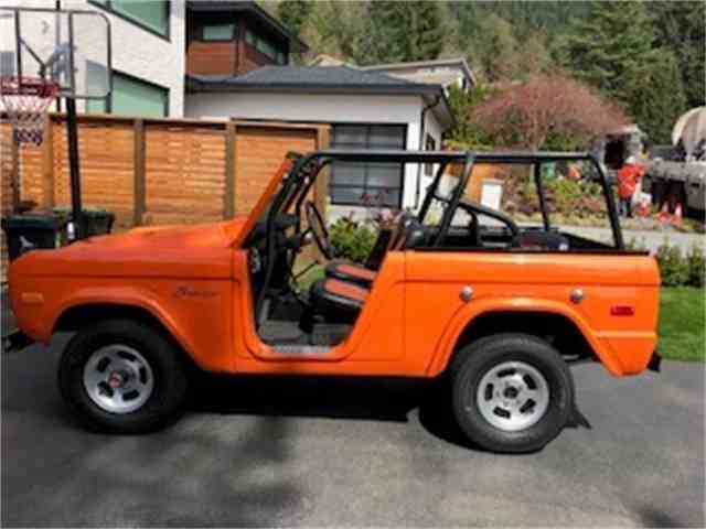 Picture of Classic '69 Ford Bronco - $28,000.00 Offered by a Private Seller - MGNB