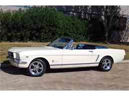 Picture of Classic 1965 Ford Mustang located in Texas - MGNG