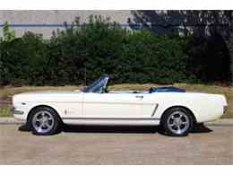 Picture of '65 Ford Mustang located in Houston Texas Offered by Auto Collectors Garage - MGNG
