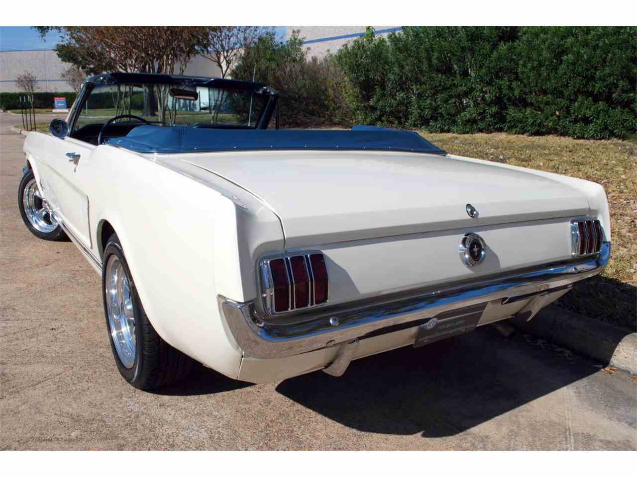 Large Picture of Classic 1965 Mustang located in Texas Offered by Auto Collectors Garage - MGNG