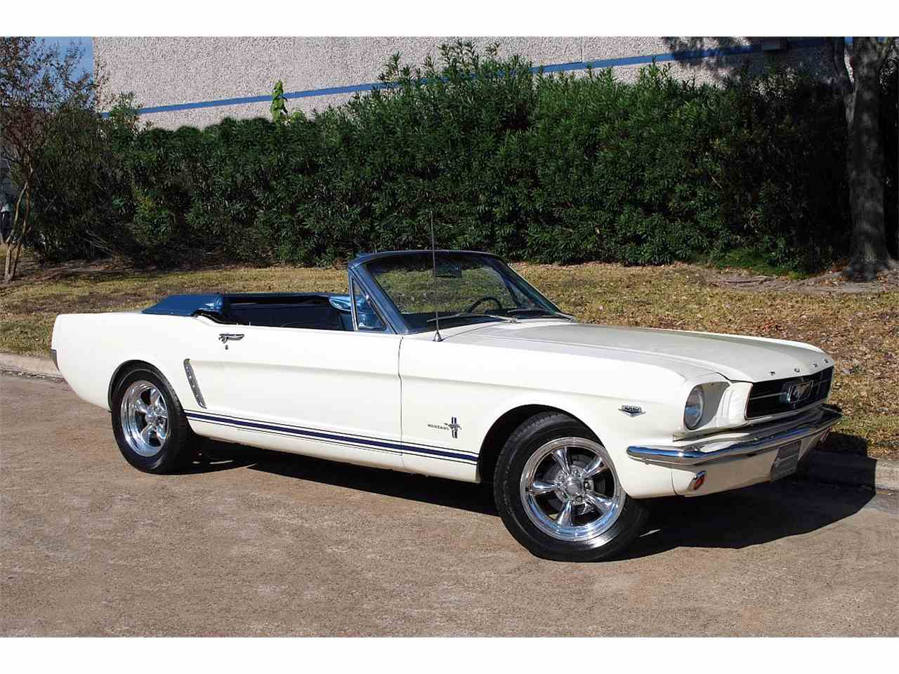 Large Picture of Classic '65 Ford Mustang - $34,900.00 Offered by Auto Collectors Garage - MGNG