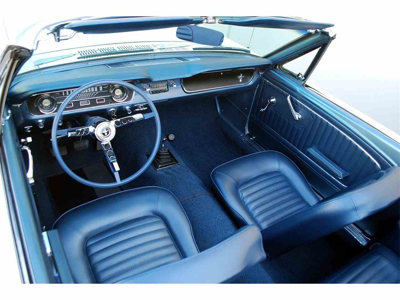 Large Picture of '65 Ford Mustang located in Texas - $34,900.00 Offered by Auto Collectors Garage - MGNG
