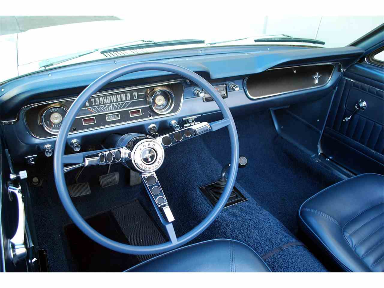 Large Picture of '65 Mustang located in Houston Texas Offered by Auto Collectors Garage - MGNG