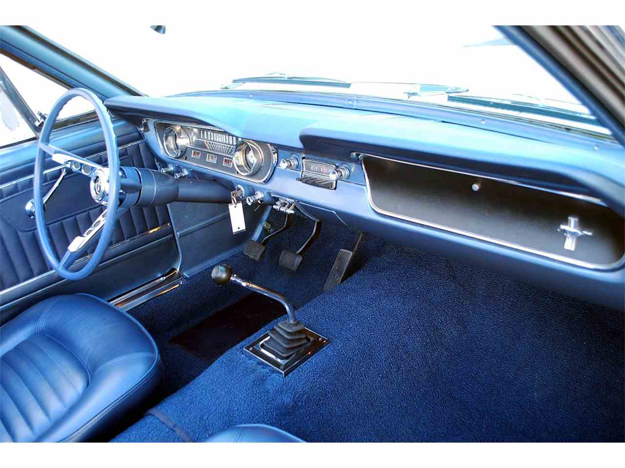 Large Picture of Classic 1965 Ford Mustang located in Houston Texas - $34,900.00 Offered by Auto Collectors Garage - MGNG