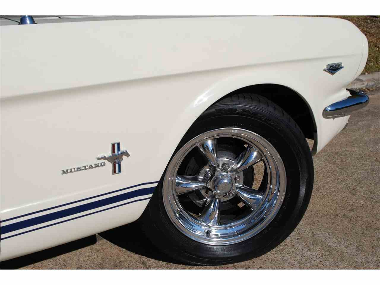 Large Picture of '65 Ford Mustang Offered by Auto Collectors Garage - MGNG
