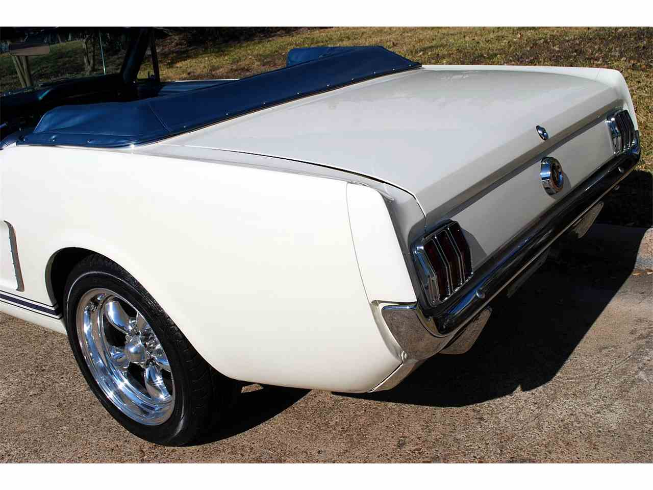 Large Picture of 1965 Mustang located in Texas Offered by Auto Collectors Garage - MGNG