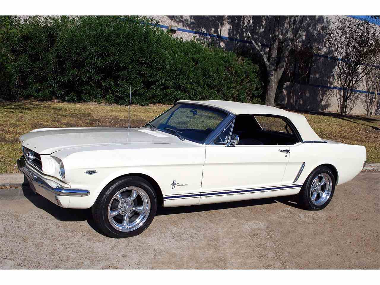 Large Picture of Classic '65 Mustang located in Texas - $34,900.00 - MGNG