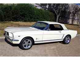 Picture of 1965 Ford Mustang Offered by Auto Collectors Garage - MGNG