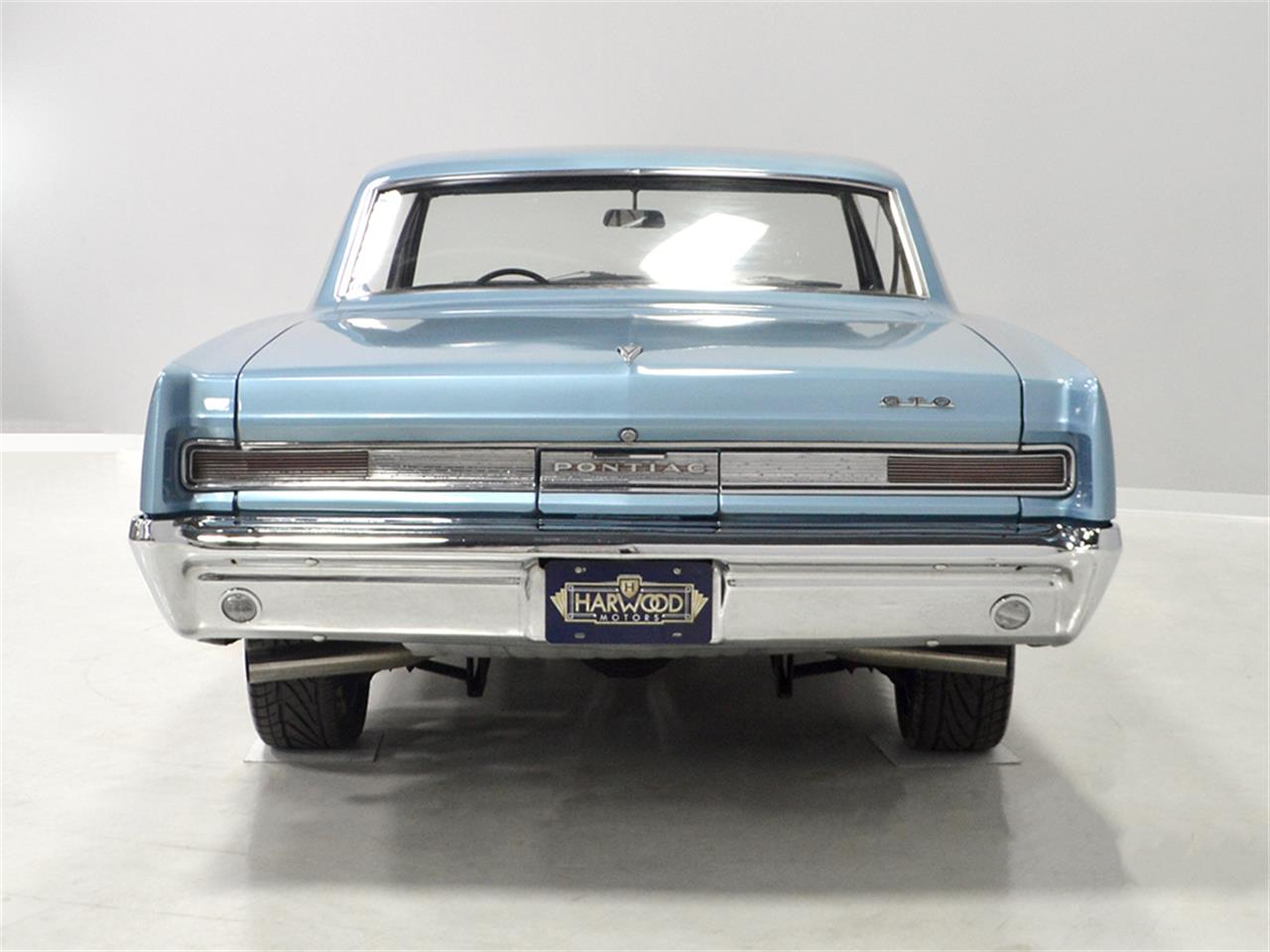 Large Picture of Classic '64 GTO - $32,900.00 Offered by Harwood Motors, LTD. - MGNK