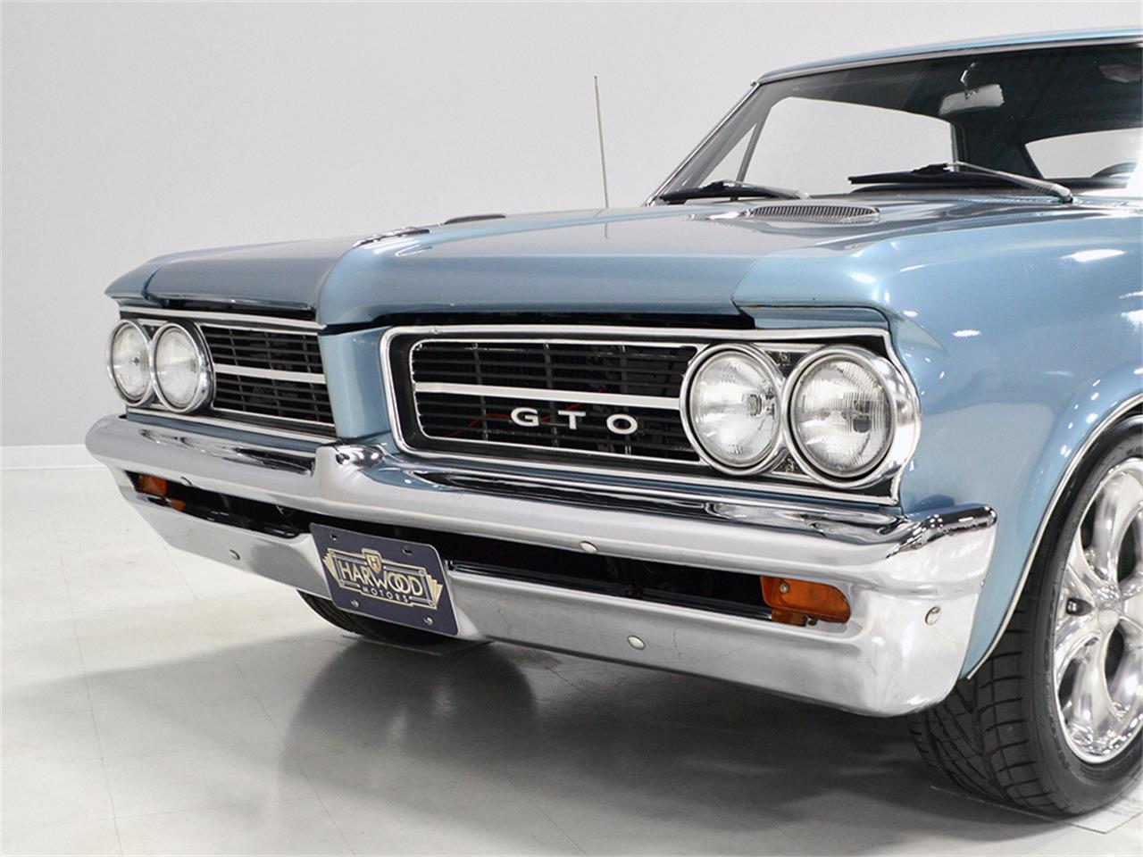Large Picture of Classic '64 GTO - MGNK