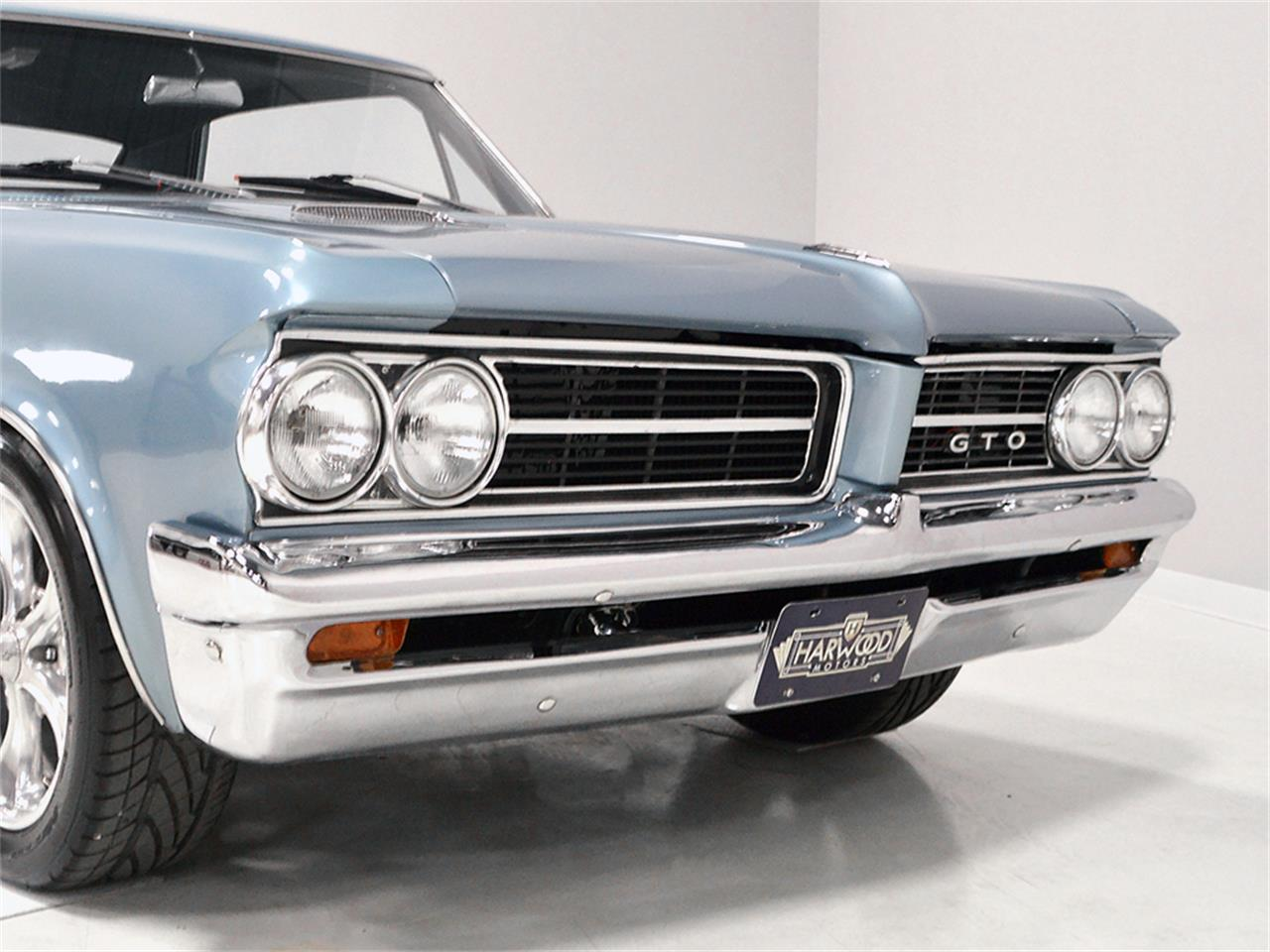 Large Picture of 1964 Pontiac GTO located in Ohio Offered by Harwood Motors, LTD. - MGNK