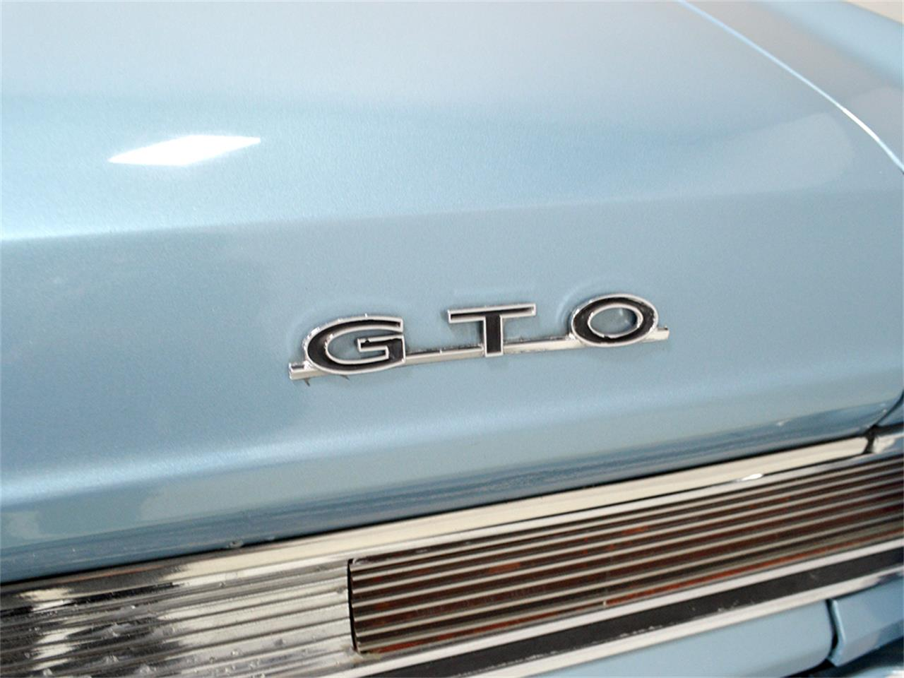 Large Picture of Classic '64 Pontiac GTO Offered by Harwood Motors, LTD. - MGNK
