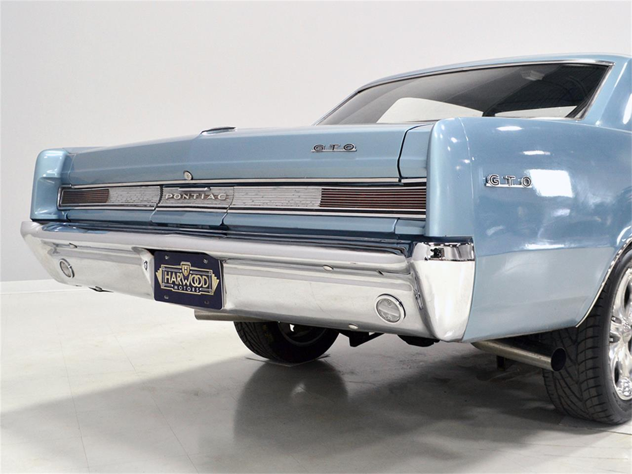 Large Picture of 1964 Pontiac GTO Offered by Harwood Motors, LTD. - MGNK