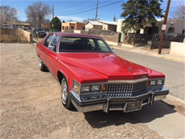 Picture of '78 Cadillac Fleetwood Brougham d'Elegance located in New Mexico - $7,900.00 Offered by a Private Seller - MGNQ