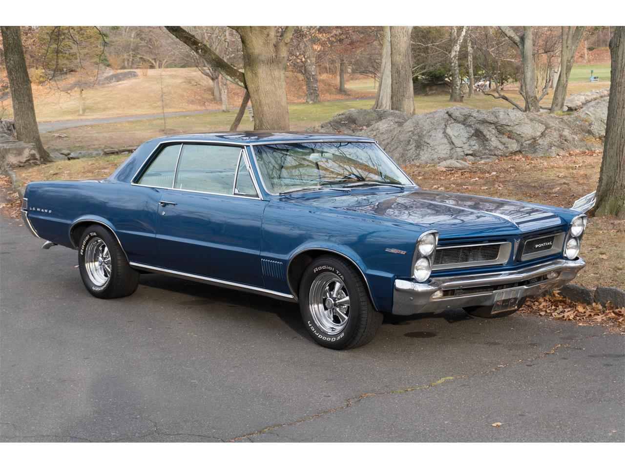 Large Picture of '65 Pontiac LeMans located in Riverside Connecticut - $22,500.00 - MGO8