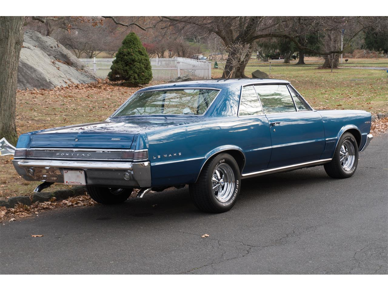 Large Picture of Classic 1965 Pontiac LeMans located in Connecticut - $22,500.00 Offered by a Private Seller - MGO8