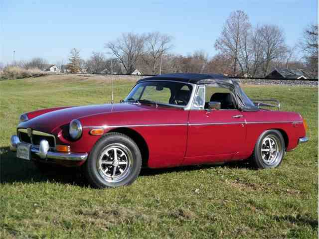 Picture of '74 MGB - MGOK