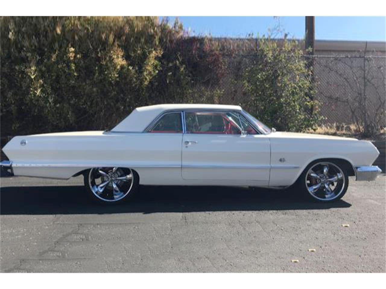 Large Picture of '63 Impala SS - MGOO