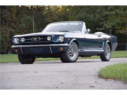 Picture of 1965 Mustang Offered by Barrett-Jackson Auctions - MGOQ