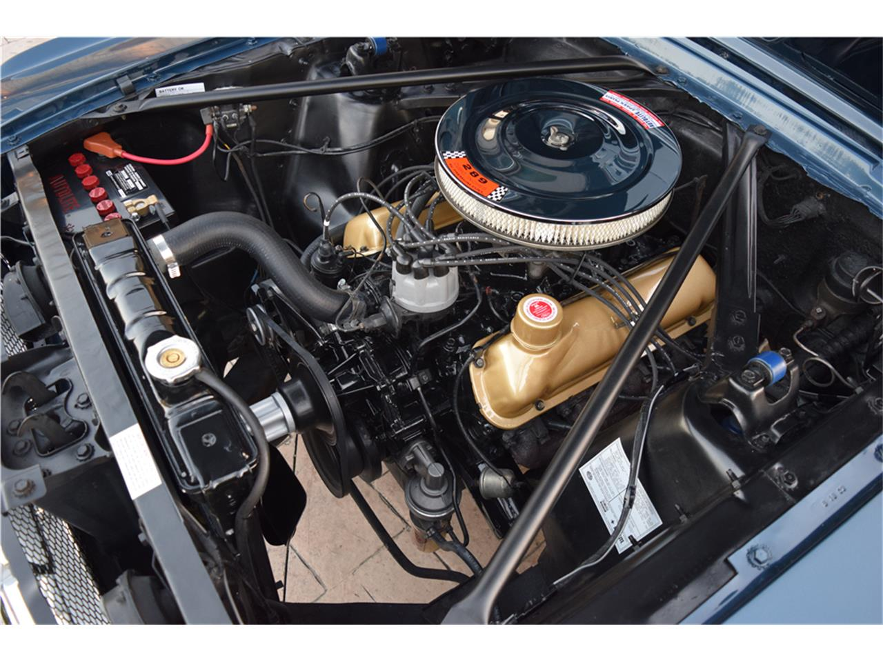Large Picture of Classic '65 Mustang located in Scottsdale Arizona Offered by Barrett-Jackson Auctions - MGOQ