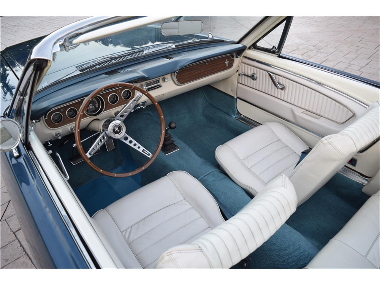 Large Picture of 1965 Mustang located in Arizona Auction Vehicle Offered by Barrett-Jackson Auctions - MGOQ
