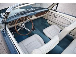 Picture of Classic 1965 Mustang located in Scottsdale Arizona Auction Vehicle - MGOQ
