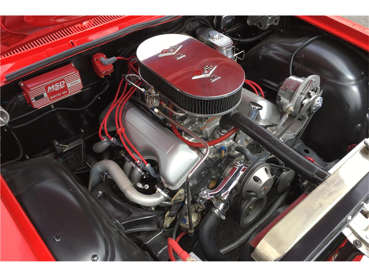 Large Picture of '62 Impala SS - MGP2