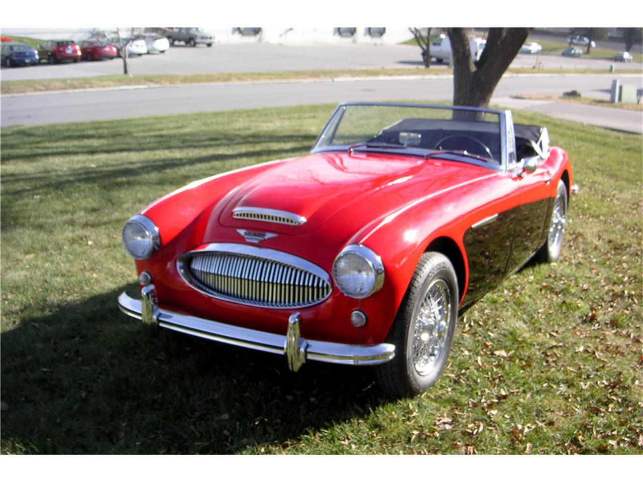 Large Picture of Classic 1965 3000 Mark III BJ8 located in Scottsdale Arizona Auction Vehicle Offered by Barrett-Jackson Auctions - MGP5