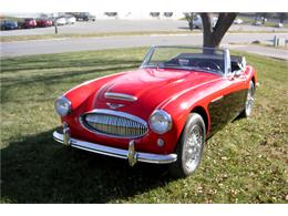 Picture of '65 Austin-Healey 3000 Mark III BJ8 Offered by Barrett-Jackson Auctions - MGP5
