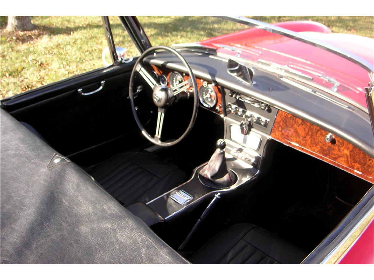 Large Picture of 1965 Austin-Healey 3000 Mark III BJ8 Auction Vehicle - MGP5