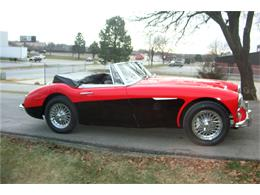 Picture of Classic 1965 3000 Mark III BJ8 Auction Vehicle Offered by Barrett-Jackson Auctions - MGP5
