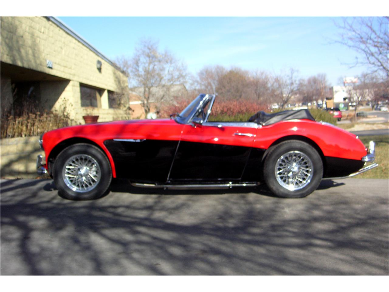 Large Picture of 1965 Austin-Healey 3000 Mark III BJ8 - MGP5