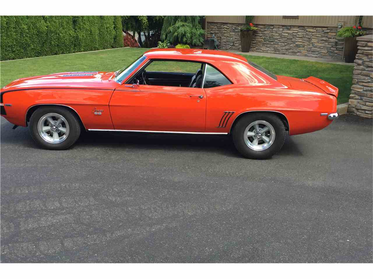 Large Picture of Classic 1969 Chevrolet Camaro SS located in Arizona Offered by Barrett-Jackson Auctions - MGPB