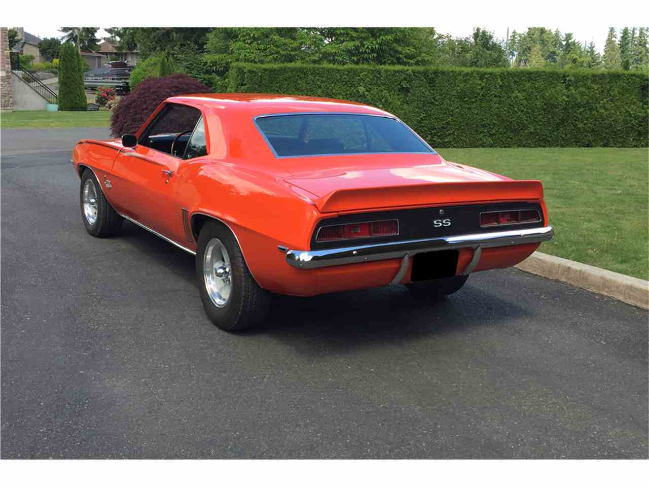 Large Picture of Classic 1969 Camaro SS located in Scottsdale Arizona Offered by Barrett-Jackson Auctions - MGPB