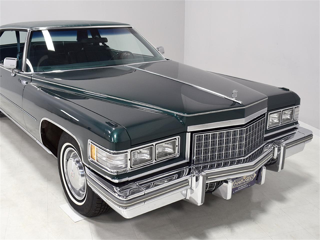 Large Picture of '76 DeVille - MB3D
