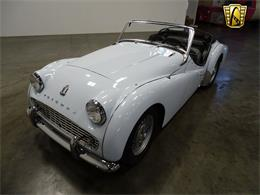 Picture of '60 TR3 located in La Vergne Tennessee - $35,995.00 Offered by Gateway Classic Cars - Nashville - MGPP