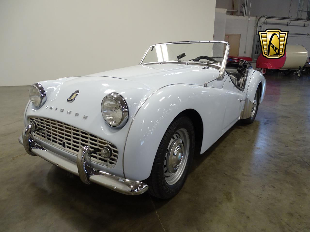 Large Picture of Classic 1960 TR3 located in La Vergne Tennessee - $35,995.00 Offered by Gateway Classic Cars - Nashville - MGPP