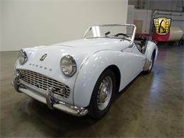 Picture of 1960 TR3 located in La Vergne Tennessee - $35,995.00 Offered by Gateway Classic Cars - Nashville - MGPP
