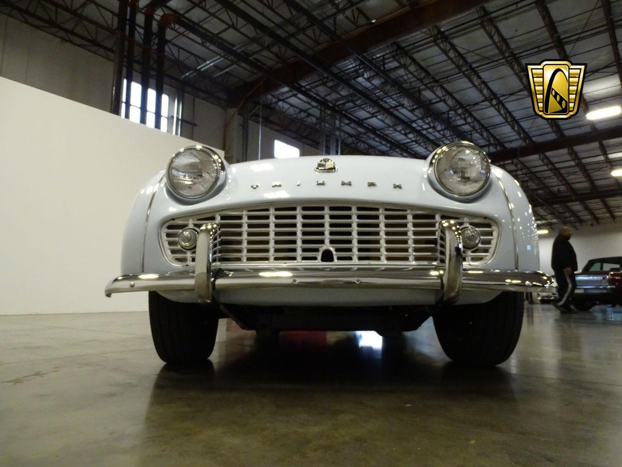 Large Picture of 1960 Triumph TR3 Offered by Gateway Classic Cars - Nashville - MGPP