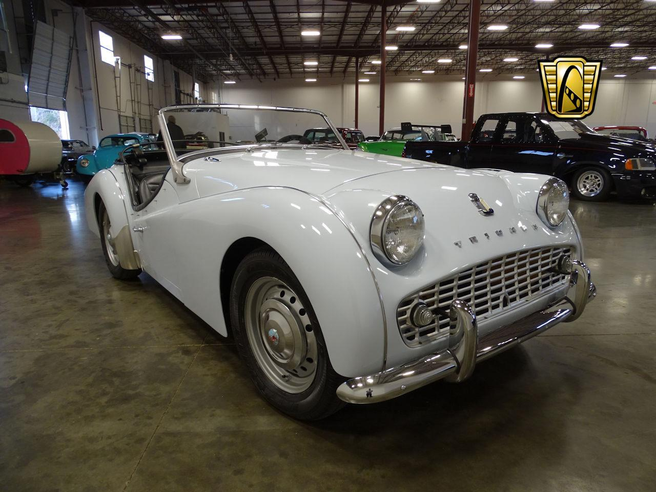 Large Picture of '60 Triumph TR3 located in Tennessee - $35,995.00 Offered by Gateway Classic Cars - Nashville - MGPP