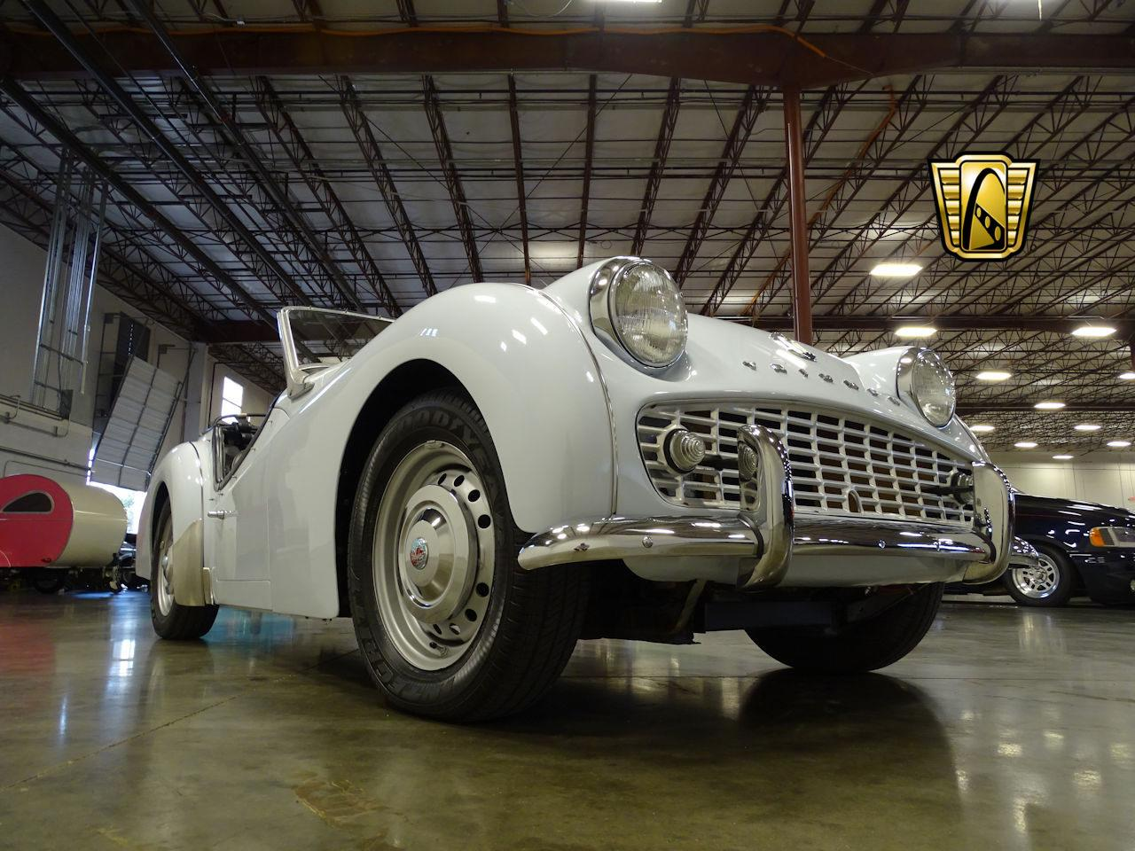 Large Picture of Classic 1960 Triumph TR3 located in La Vergne Tennessee - $35,995.00 Offered by Gateway Classic Cars - Nashville - MGPP