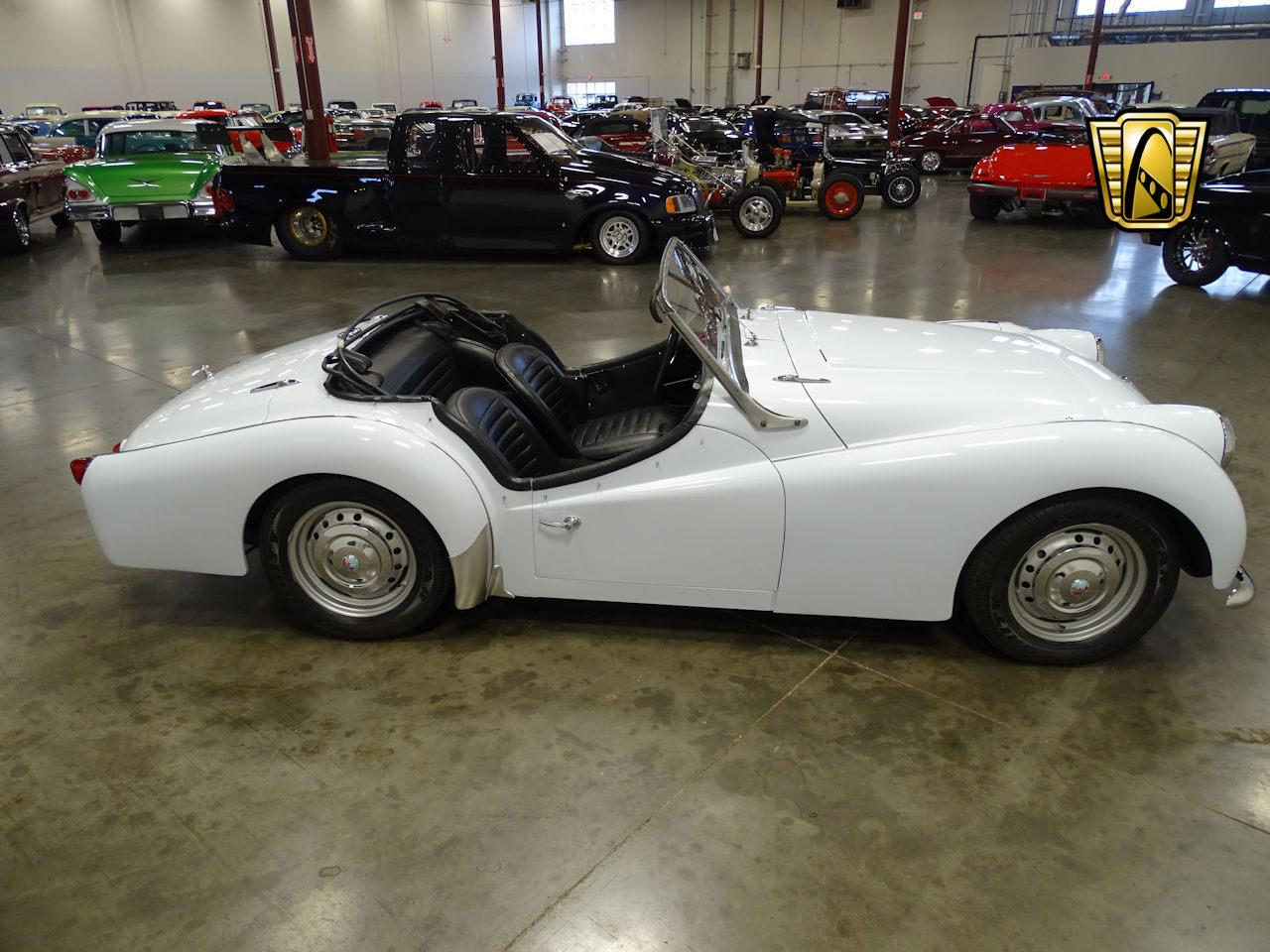 Large Picture of Classic '60 Triumph TR3 located in La Vergne Tennessee - $35,995.00 - MGPP