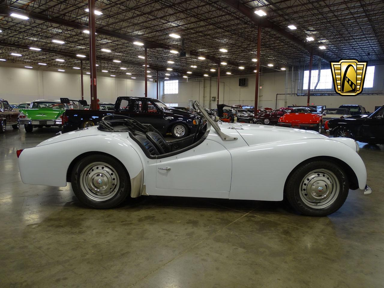 Large Picture of '60 TR3 - MGPP