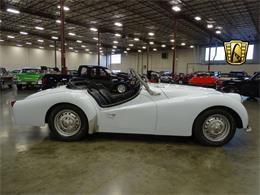 Picture of 1960 Triumph TR3 located in Tennessee Offered by Gateway Classic Cars - Nashville - MGPP