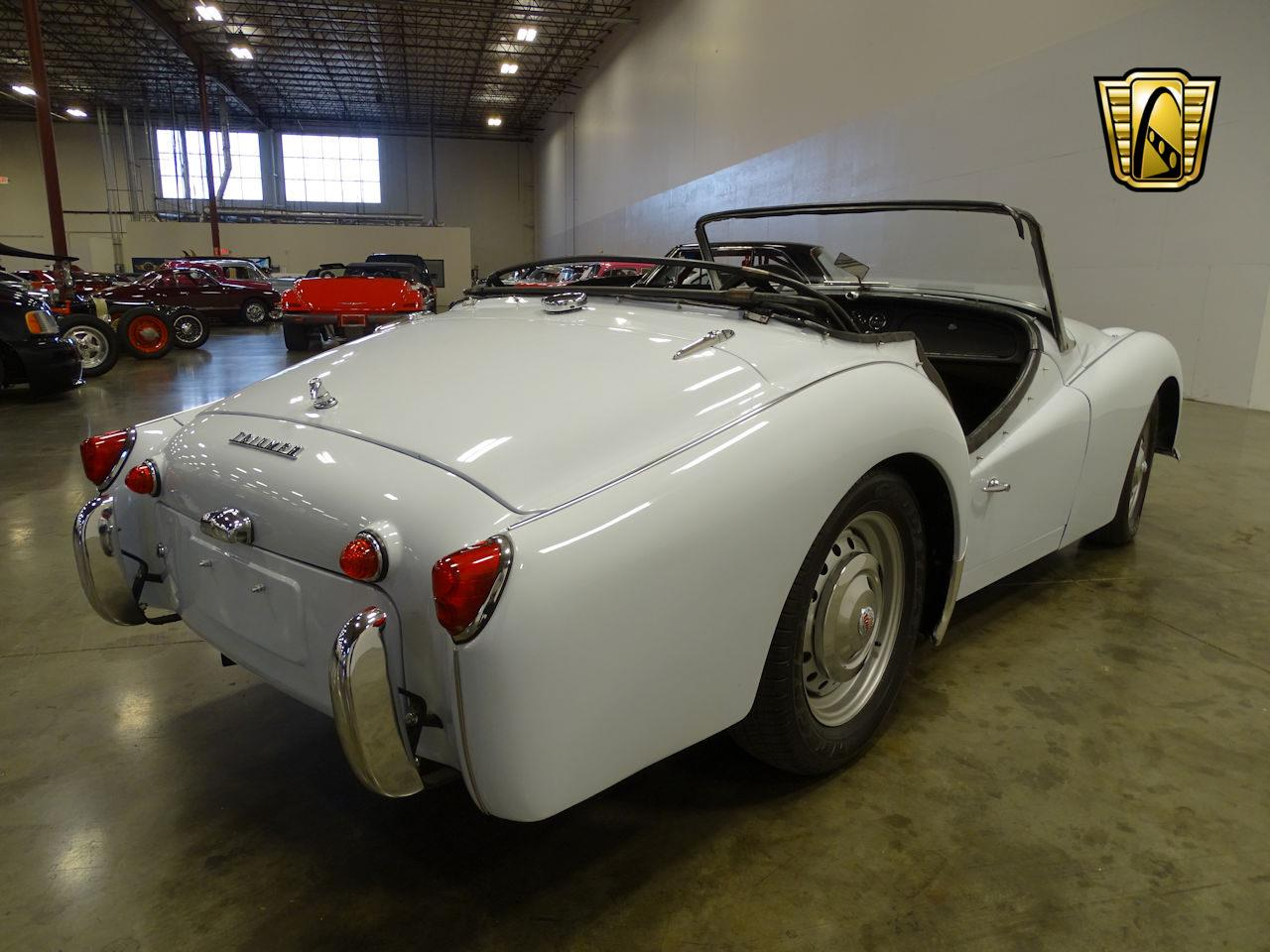 Large Picture of '60 TR3 located in La Vergne Tennessee Offered by Gateway Classic Cars - Nashville - MGPP