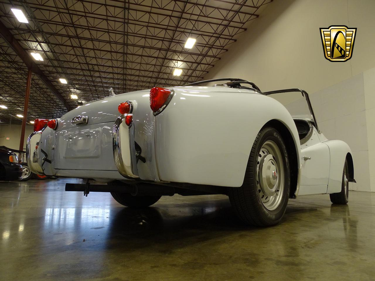 Large Picture of '60 Triumph TR3 - $35,995.00 Offered by Gateway Classic Cars - Nashville - MGPP