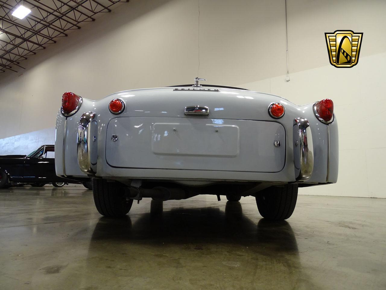 Large Picture of Classic '60 Triumph TR3 located in La Vergne Tennessee Offered by Gateway Classic Cars - Nashville - MGPP