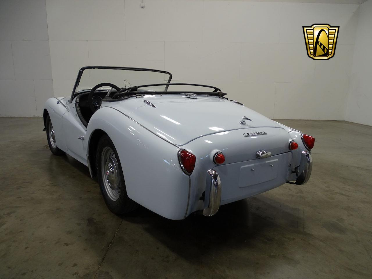 Large Picture of 1960 TR3 located in Tennessee - $35,995.00 Offered by Gateway Classic Cars - Nashville - MGPP