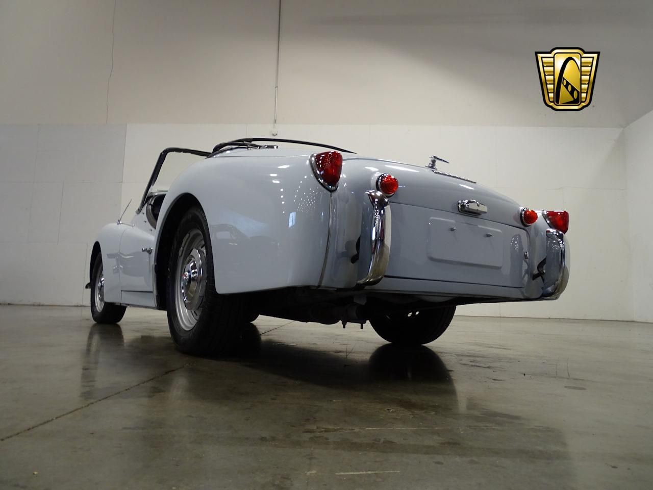 Large Picture of '60 Triumph TR3 Offered by Gateway Classic Cars - Nashville - MGPP